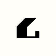 G House Logo by Richard Baird. (Available). #logo #branding