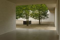 Fayland House by David Chipperfield.