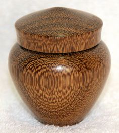 wood turned lidded boxes | Wood Turned Ring Boxes - Turning Safety - Wood Blanks