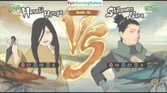 Naruto Shippuden Ultimate Ninja Storm 4 Matches Of Hanabi VS Leaf Village Ninja On Super Hard Part 2