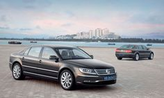 VW Phaeton to offer plug-in hybrid, diesel powertrains when it returns in a few years - Autoblog