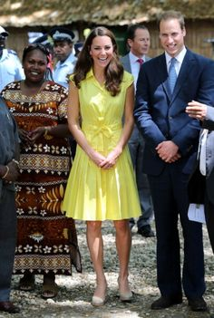 Kate Middleton's 2012 Outfits