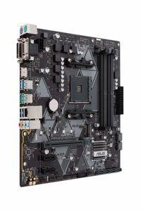 Asus B450m A Csm Am4 Motherboards Graphic Card Asus