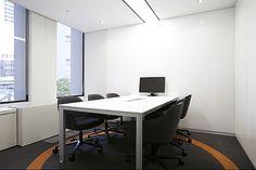 株式会社gloopsや、新世代のオフィスや店舗などの空間デザインが見られるコミュニティサイト。