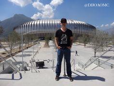 Estadio Rayados Monterrey!!!