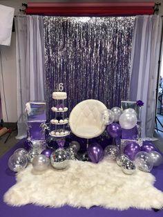 Premium Scenes - Diamond Eyez Photography Simple Stage Decorations, Simple Balloon Decoration, Birthday Balloon Decorations, Birthday Balloons, Birthday Desert, 14th Birthday, Diy Birthday, Birthday Ideas, Birthday Gifts