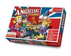 Angielski od kuchni - nauka języka angielskiego jeszcze nigdy nie była taką frajdą!  #zabawki #nauka #supermisiopl