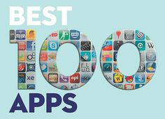Best 100 Apps discussed - June 2011 Fairfax papers in Australia. Not education focus but some still worth investigating.