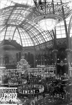 Paris and salons on pinterest - Salons de the a paris ...