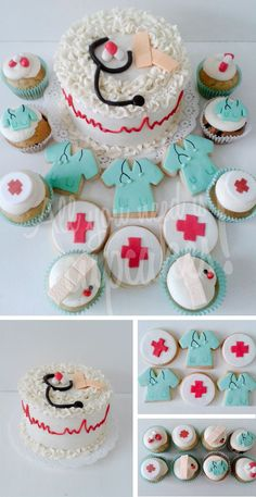 Dr cupcakes by All you need is cupcakes!