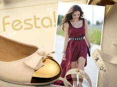 Surgiu uma festa mais formal e não sabe o que vestir nesses dias frios de julho? Veja as sugestões no blog Meninas & Sapatos!