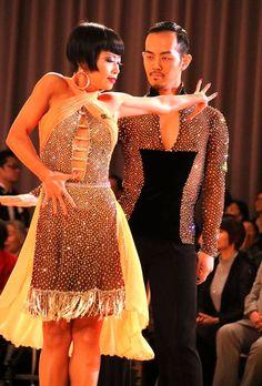 20161103 Chiaki & Masaki Seko rising TOP of the All Japan Dance Championships!! Congratulations!!