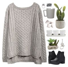 """""""// Nicole"""" by melislookbook ❤ liked on Polyvore featuring RP/Encore, Steve Madden, Threshold, CB2, H&M, Paul Smith, Bobbi Brown Cosmetics, Forever 21 and polyvoreeditorial"""