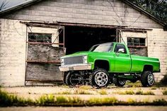 This is the truck I'm buying its official I'm painting it green!!