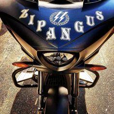 victory #zipangus #blackandgold #blackgold #motorcycle #syndicate #ms #harley #victory #clubbike #ジパングス