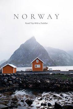 Norway by van /Marta Greber