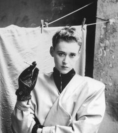This is my favourite one. Sibylle Bergemann. Frieda.