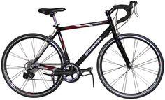 Schwinn Men's Varsity Carbon Bicycle (Black) $450 #RoadBike #MensRoadBike