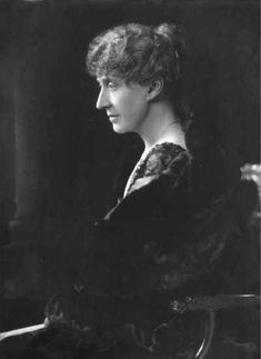 HH Princess Marie Louise, (1872-1956), née HH Princess Franzisca Josepha Louise Augusta Marie Christina Helena of Schleswig-Holstein. copyright V&A