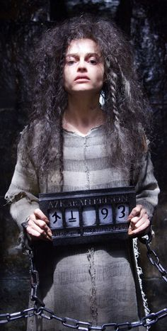 "Helena Bonham Carter - ""Harry Potter films"" Costume Designer: Jany Temime (2004…"