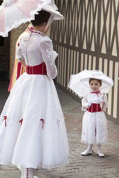 Mary Poppins! Cutest Halloween costume ever! It's....supercalifragilisticexpialidocious!