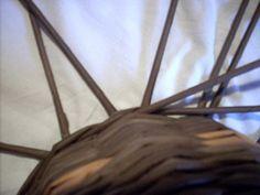 Moje pletení z papíru - Fotoalbum - NÁVOD - NA NETRADIČNÍ PLETENÍ - NÁVOD - NA KLOBOUK