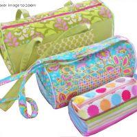 Reversible Messenger Bag - Free Sewing Tutorial