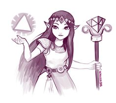 faiting-drimars: Hilda is my favorite princes everrrr