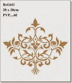 Reusable Rose Stencil Airbrush Art Diy Home Decor Scrapbooking Album Craft B KW