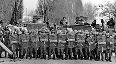 Milicjanci