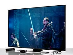 4K TVs no longer cost silly money, and right now the Samsung UE55HU7500 is the very best you can buy