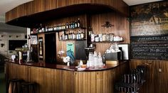Café Dyrehaven. Vesterbro
