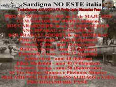 PER NON DIMENTICARE 11 Maggio 1920 a Iglesias, dietro Ordine dei Padroni italiani (SOS CARABINERIS de sa GUARDIAREGIA savoia) assassinarono 7 minatori e ferirono mutilando a vita altri 25 Uomini e Bambini perchè chiedevano pane.