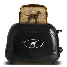 Dog toast? Yes Please!
