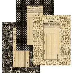 Staples - Policy Envelopes-Regular Black