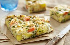 Tortilla aux légumes Weight watchers, une recette facile, simple et rapide à réaliser pour un déjeuner ou un repas de soir.