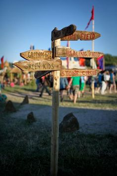 Glastonbury Festivals