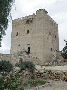 Château de Kolossi, Chypre | Flickr - Photo Sharing!