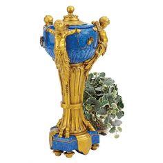 The Carlisle Cherubs Centerpiece Urn