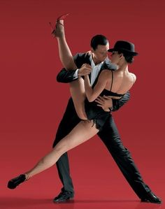 Dance the Tango like this.