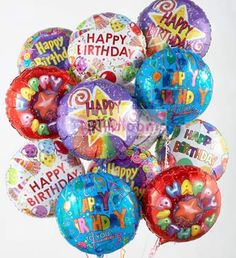 36 Best Birthday Balloons Delivery USA Images