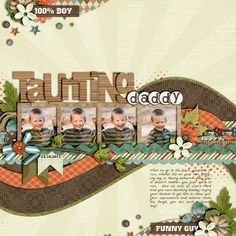 Layout: Taunting Daddy