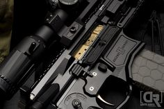 I spy our Hexmag Magazine in this Ascend Armory Billet build from Down Range Photography
