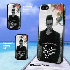 Panic At The Disco Poster iPhone 4/4s/5, Samsung Galaxy S3/S4 Case