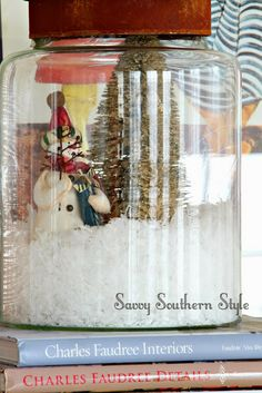 Savvy Southern Style: Christmas in the Sunroom 2013