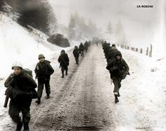 Battle of the bulge 1944 | Flickr - Photo Sharing!