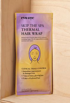 Eva NYC Skip the Spa Thermal Hair Wrap | Forever 21 | #beautymark