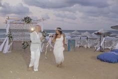 beach wedding. wedding ideas