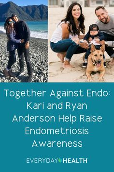 This couple shares how they coped with an endometriosis diagnosis.