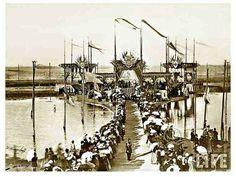 حفل افتتاح قناة السويس - بورسعيد 16 نوفمبر 1869